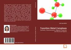 Обложка Transition Metal Complexes