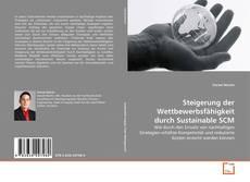 Buchcover von Steigerung der Wettbewerbsfähigkeit durch Sustainable SCM