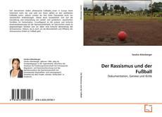 Bookcover of Der Rassismus und der Fußball