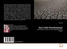 Capa do livro de Quo Vadis Peacekeeping?