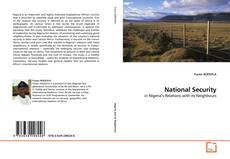 Bookcover of National Security