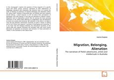 Migration, Belonging, Alienation kitap kapağı