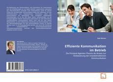 Buchcover von Effiziente Kommunikation im Betrieb