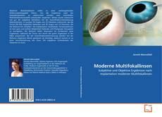 Bookcover of Moderne Multifokallinsen