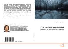 Portada del libro de Das isolierte Individuum
