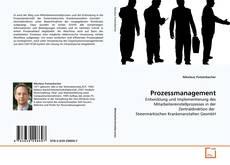 Buchcover von Prozessmanagement