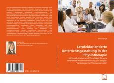 Couverture de Lernfeldorientierte Unterrichtsgestaltung in der Physiotherapie