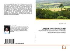 Capa do livro de Landschaften im Wandel