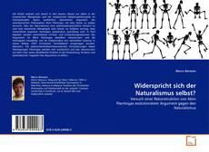 Обложка Widerspricht sich der Naturalismus selbst?
