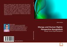 Bookcover of Monga and Human Rights: Perspective Bangladesh