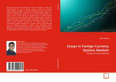 Bookcover of Essays in Foreign Currency Options Markets