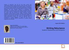Bookcover of Writing Reluctance