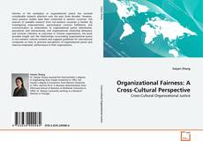 Обложка Organizational Fairness: A Cross-Cultural Perspective