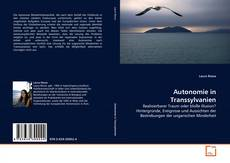 Couverture de Autonomie in Transsylvanien