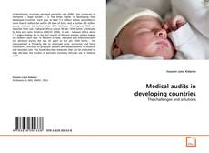 Couverture de Medical audits in developing countries