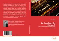 Buchcover von Zur Soziologie des Pokerspiels