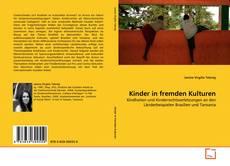 Bookcover of Kinder in fremden Kulturen