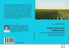 Portada del libro de APHID PARASITOID COMMUNITIES