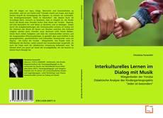 Interkulturelles Lernen im Dialog mit Musik kitap kapağı