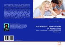 Обложка Psychosocial Characteristics of Adolescence