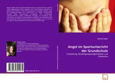 Portada del libro de Angst im Sportunterricht der Grundschule