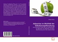 Обложка Adipositas im Blickfeld der Selbstkonzeptforschung
