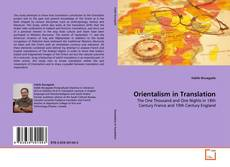 Bookcover of Orientalism in Translation