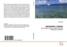 Copertina di MAZHARUL HAQUE
