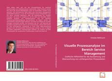 Copertina di Visuelle Prozessanalyse im Bereich Service Management