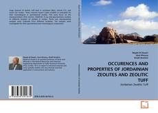 Обложка OCCURENCES AND PROPERTIES OF JORDAINIAN ZEOLITES AND ZEOLITIC TUFF
