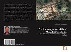Bookcover of Credit management skills of Micro-finance clients