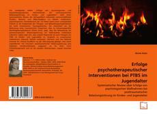 Capa do livro de Erfolge psychotherapeutischer Interventionen bei PTBS im Jugendalter