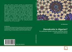 Demokratie in Algerien? kitap kapağı