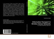 Обложка Information Transport in Wireless Sensor Networks