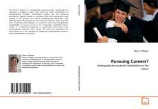 Bookcover of Pursuing Careers?