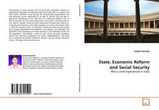 Bookcover of State, Economic Reform and Social Security