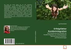 Buchcover von Erfolgsfaktor Kundenintegration