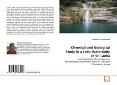 Portada del libro de Chemical and Biological Study in a Lotic Waterbody in Sri Lanka