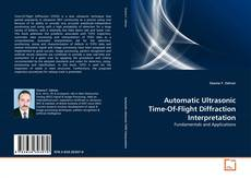 Couverture de Automatic Ultrasonic Time-Of-Flight Diffraction Interpretation