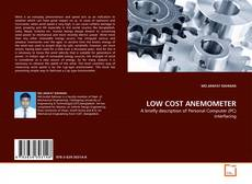 Bookcover of LOW COST ANEMOMETER