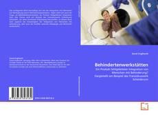Capa do livro de Behindertenwerkstätten