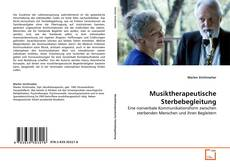 Capa do livro de Musiktherapeutische Sterbebegleitung
