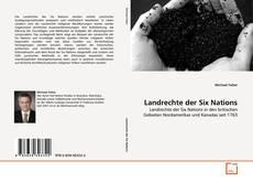 Landrechte der Six Nations kitap kapağı