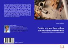 Portada del libro de Einführung von Controlling in Handwerksunternehmen
