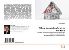 Couverture de Offene Immobilienfonds in der Krise