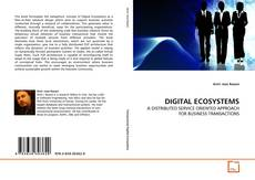 Bookcover of DIGITAL ECOSYSTEMS