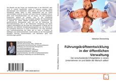 Buchcover von Führungskräfteentwicklung in der öffentlichen Verwaltung