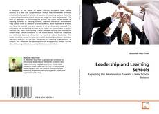 Bookcover of Leadership and Learning Schools