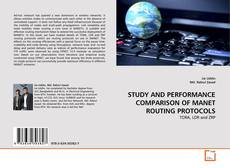 Portada del libro de STUDY AND PERFORMANCE COMPARISON OF MANET ROUTING PROTOCOLS