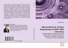 Couverture de Macromolecular Surface Engineering via RAFT-HDA Chemistry